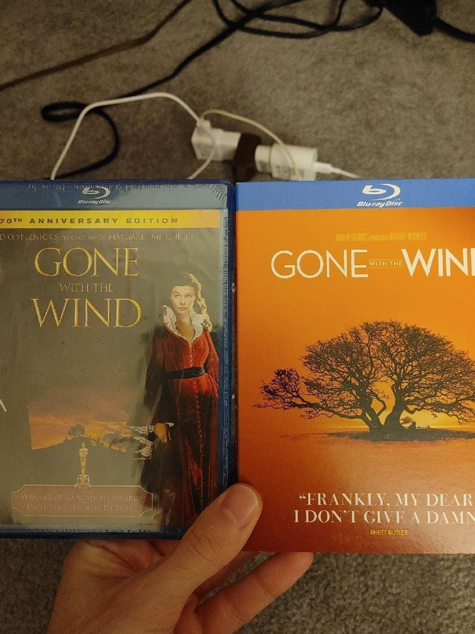 Gone With The Wind Blu Ray