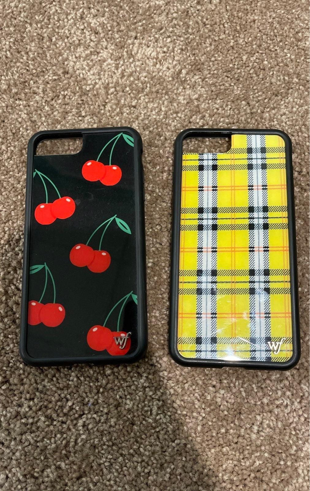 Wildflower Cases iPhone 8plus