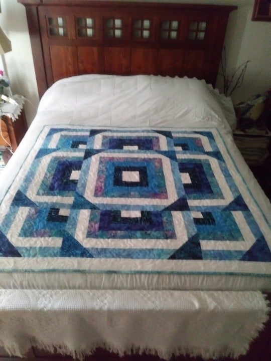 Quilted Coverlet