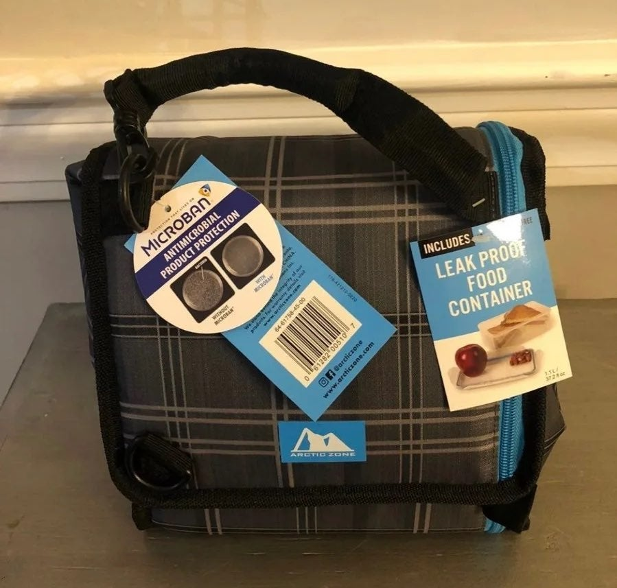 New Arctic Zone lunch cooler bag
