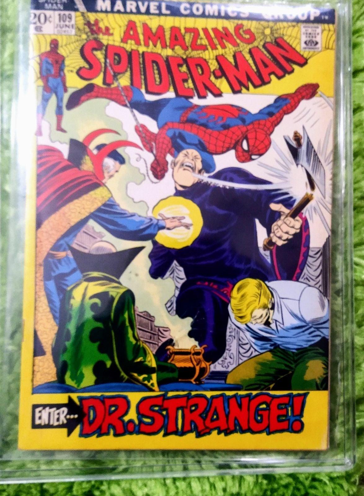 Amazing Spiderman #109  *(9.8)*