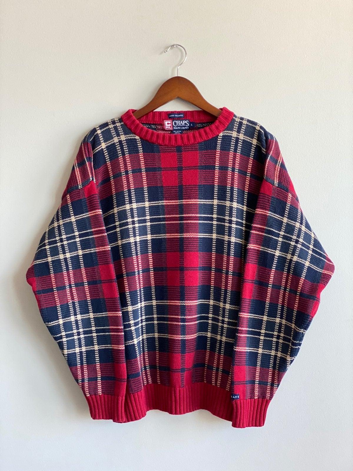 Vintage Chaps Ralph Lauren Sweater