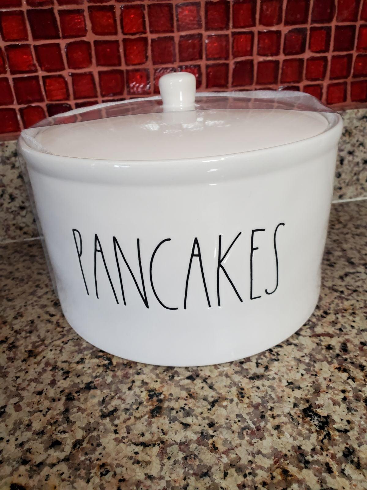 Rae Dunn Pancakes Warmer