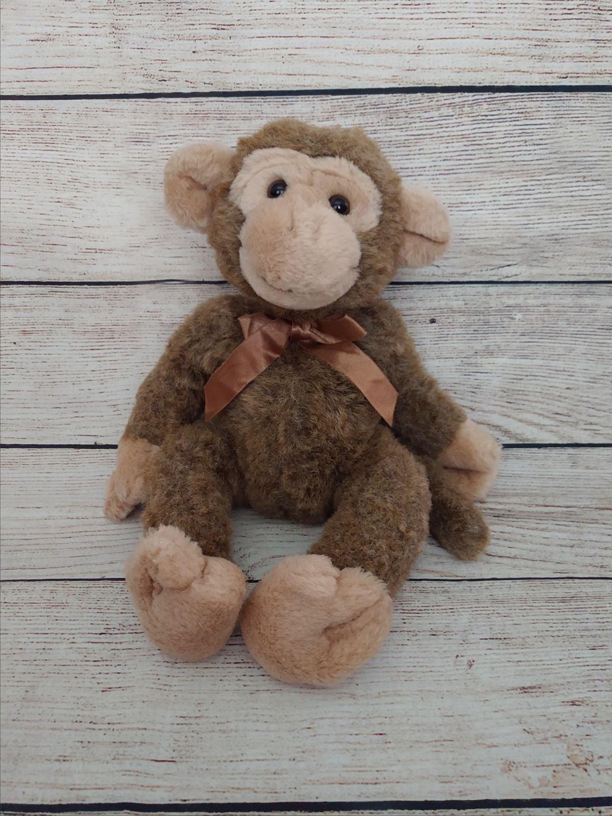 RUSS Jimby the Monkey Plush Animal