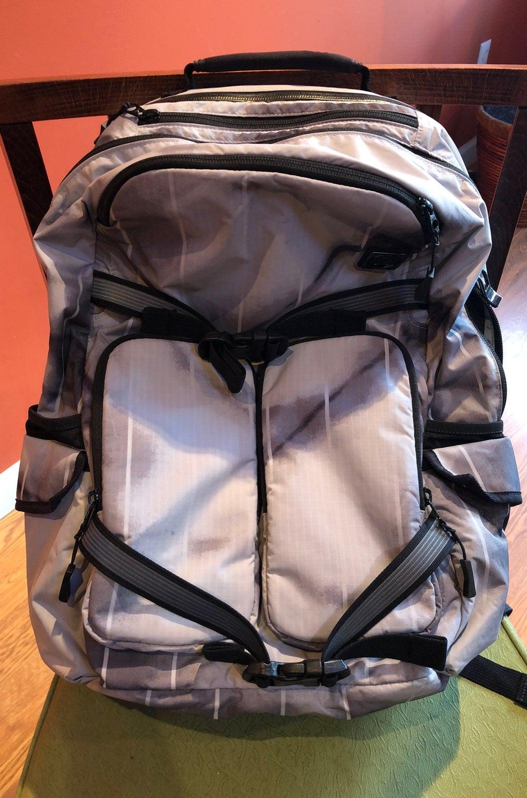 lululemon Padded backpack