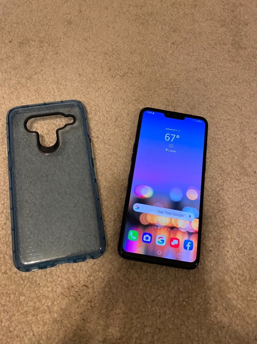 Android Galaxy LG v50 ThinQ