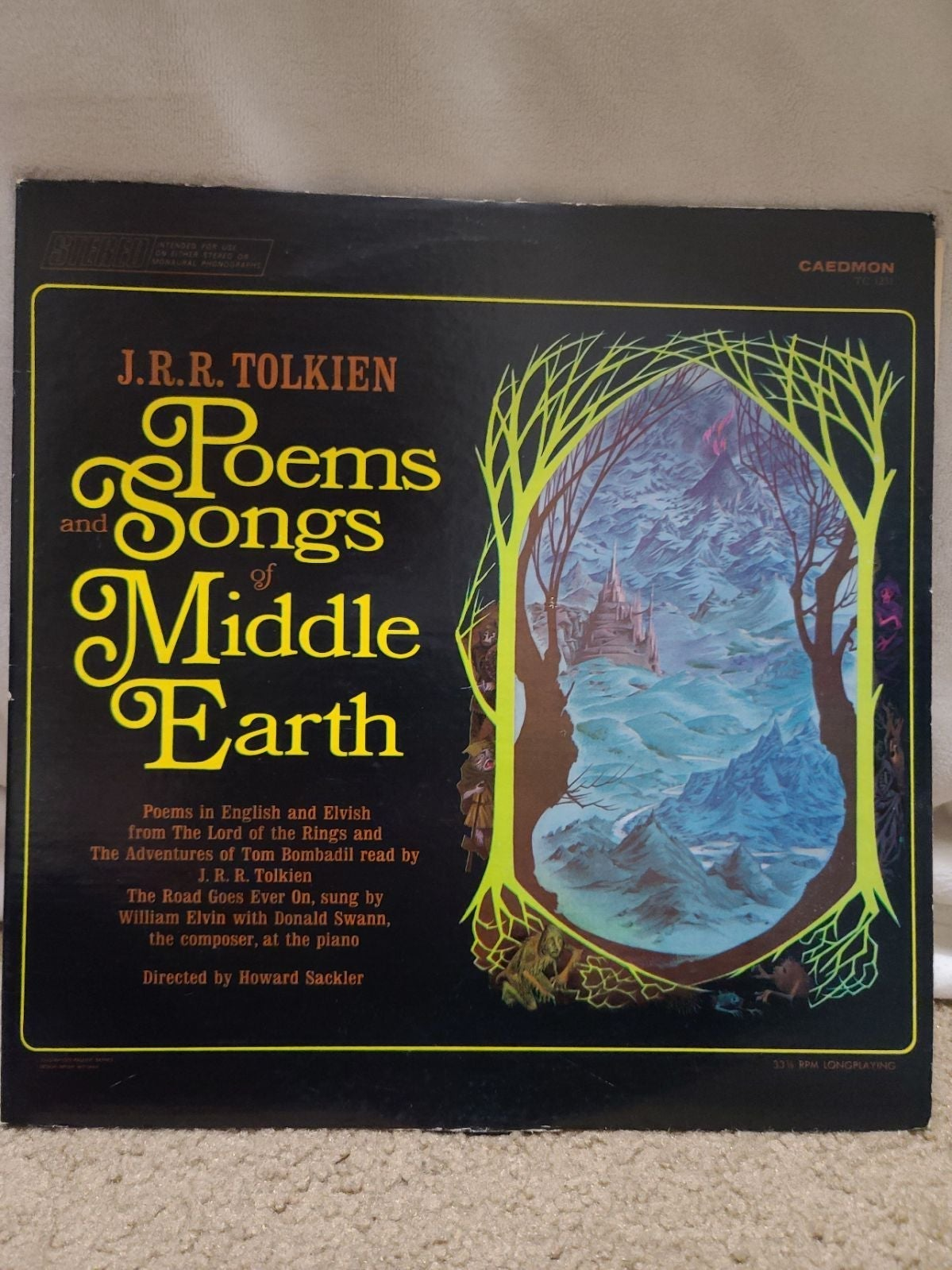 J.R.R. Tolkien - Poems and Songs of Midd