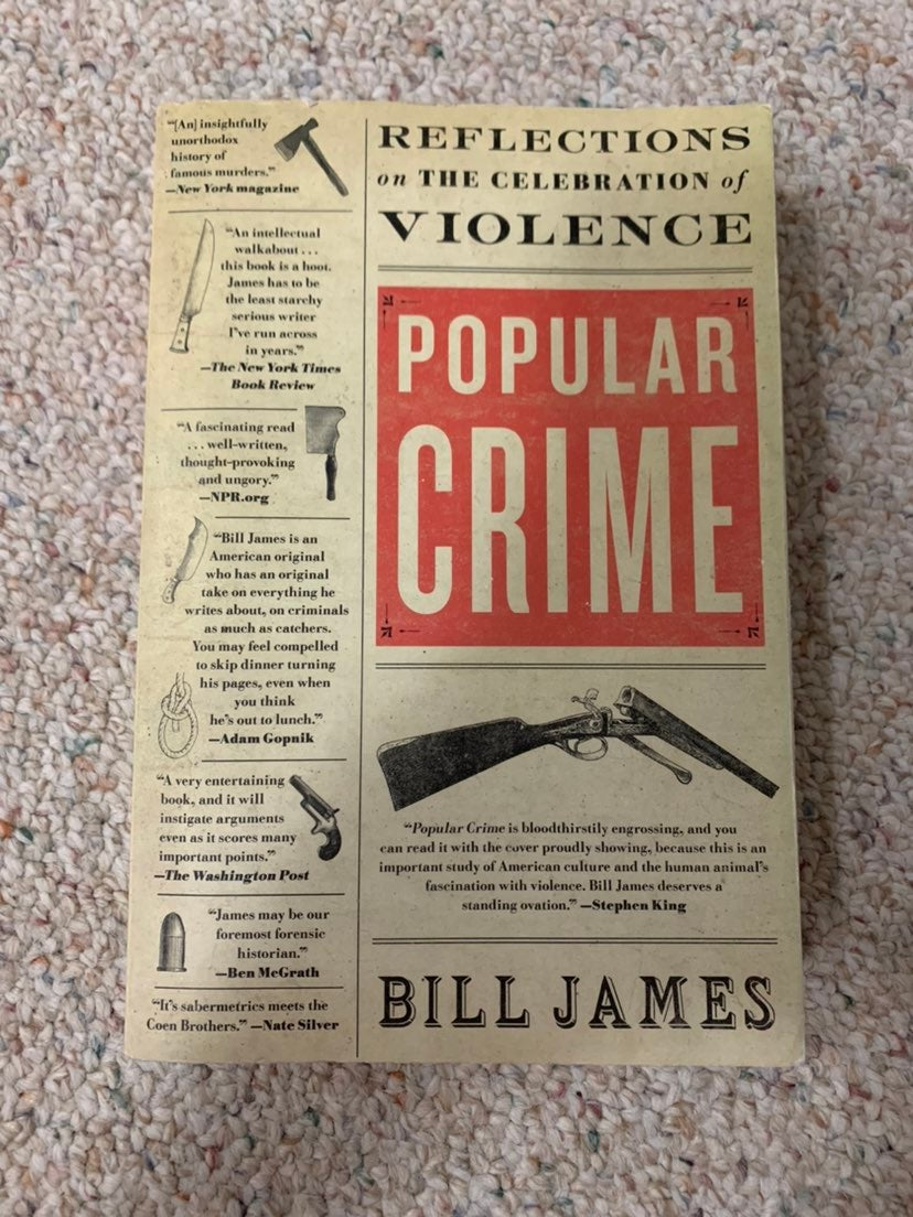 Popular Crime book