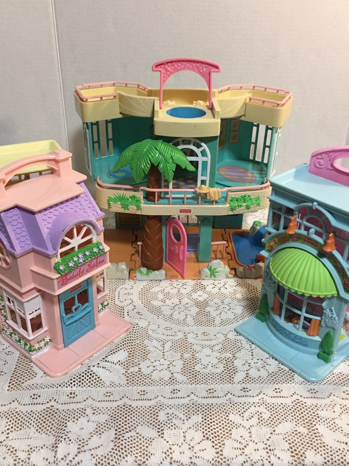 Fisher Price Sweet Street Houses