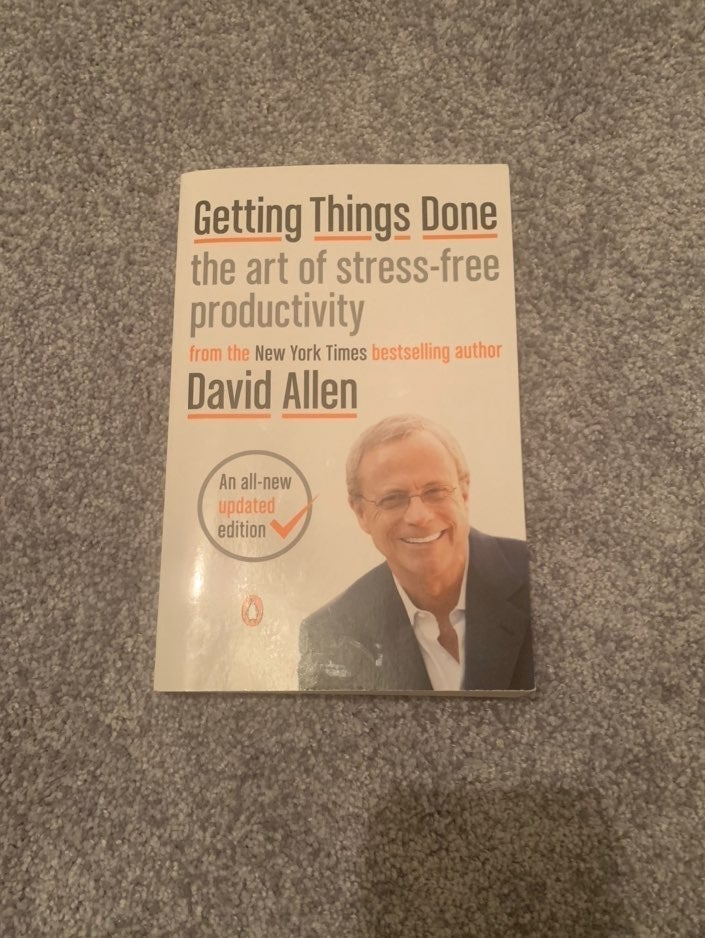 Gettings Things Done by David Allen