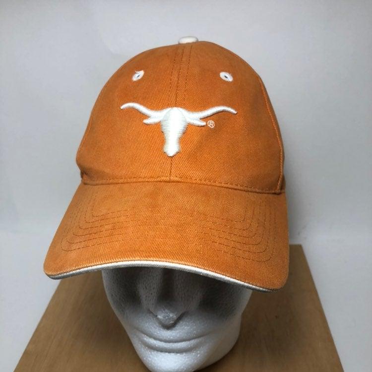 Texas Longhorns Adjustable Baseball Hat