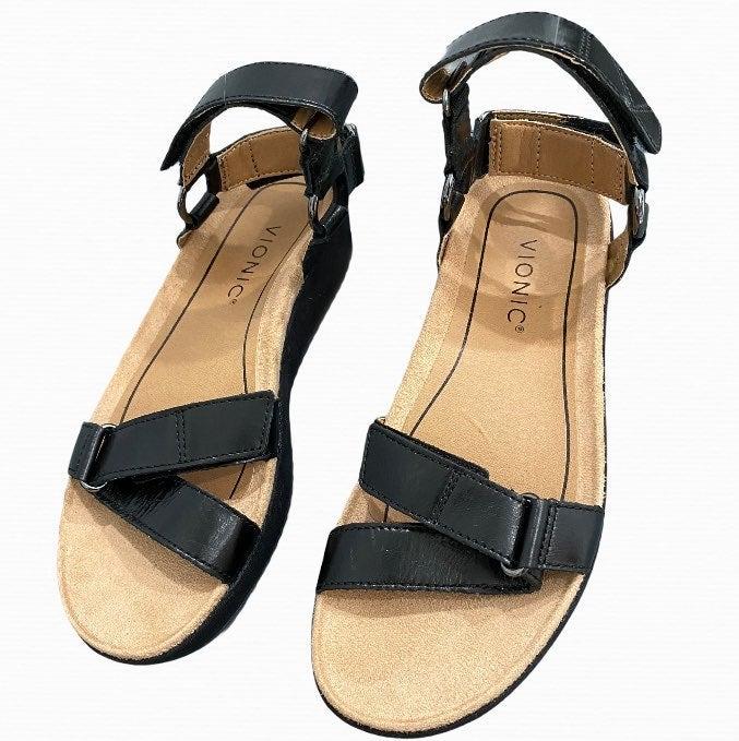 Vionic Slip-On Sandals   Mercari