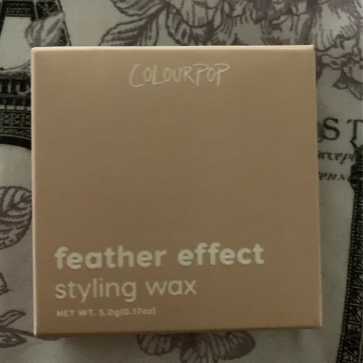 ColourPop Tinted Feather Effect Brow Wax