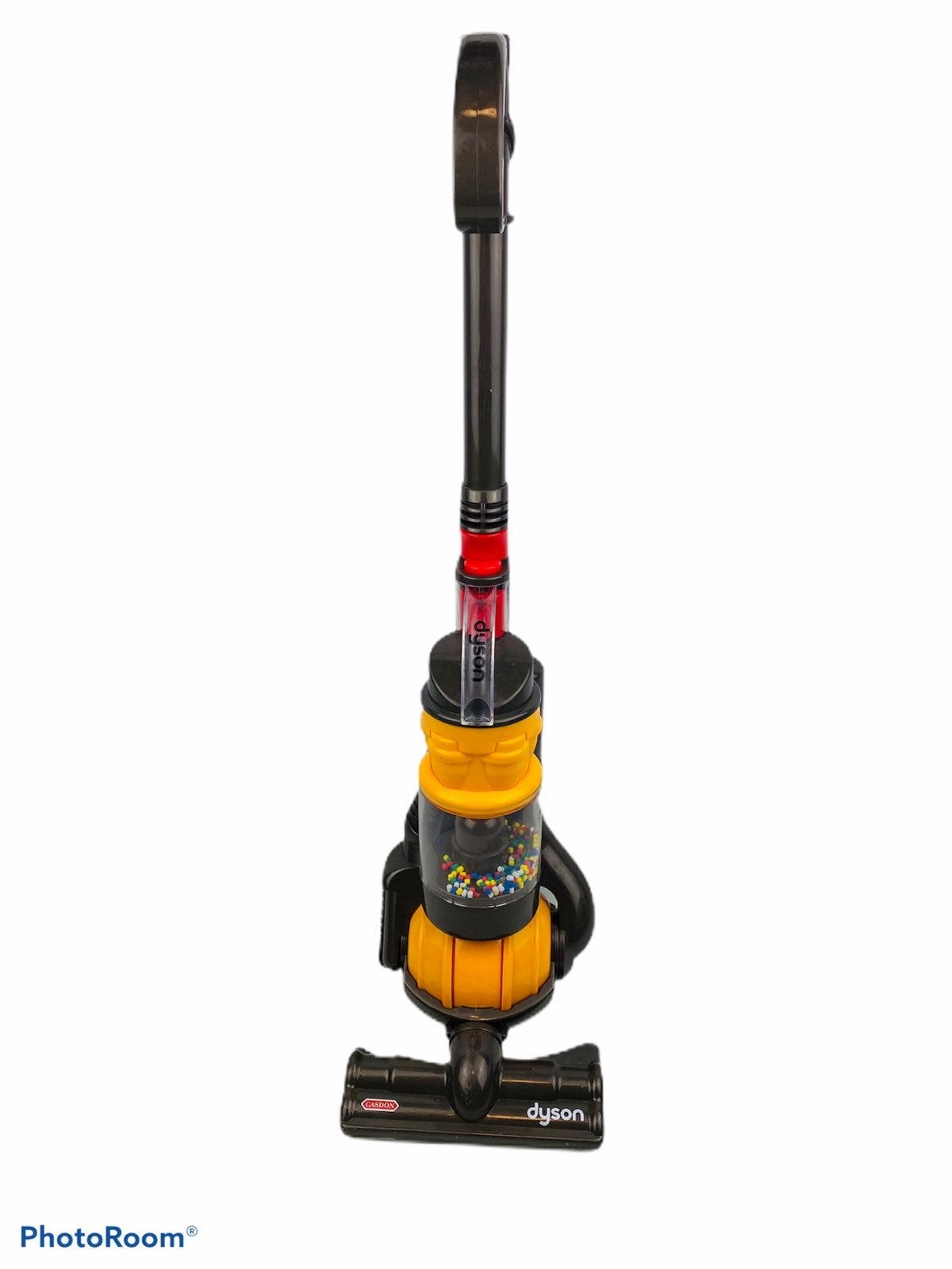 Carson Dyson Ball Vacuum Toy Electronic