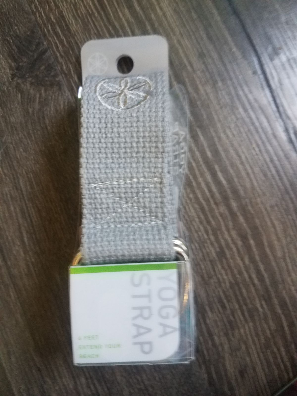 Yoga strap 6ft new
