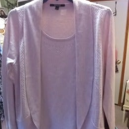 large sweater blouse
