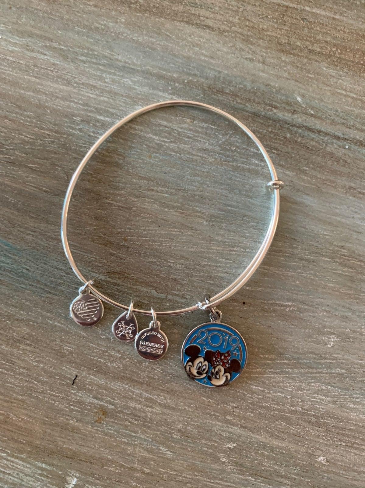2019 disney alex and ani bracelet