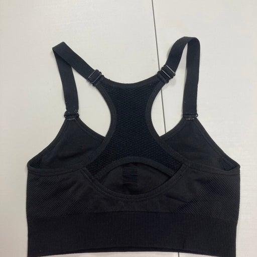 AVIA Women's sports bra,black,size large