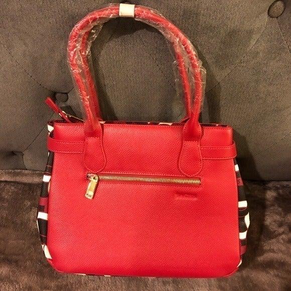 SACHS Red Handbag
