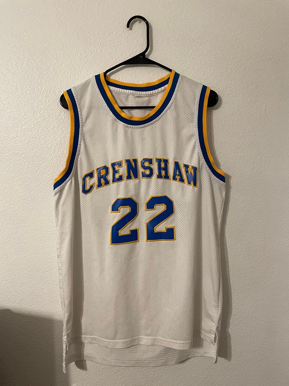 "Love & Basketball "" McCall Jersey """