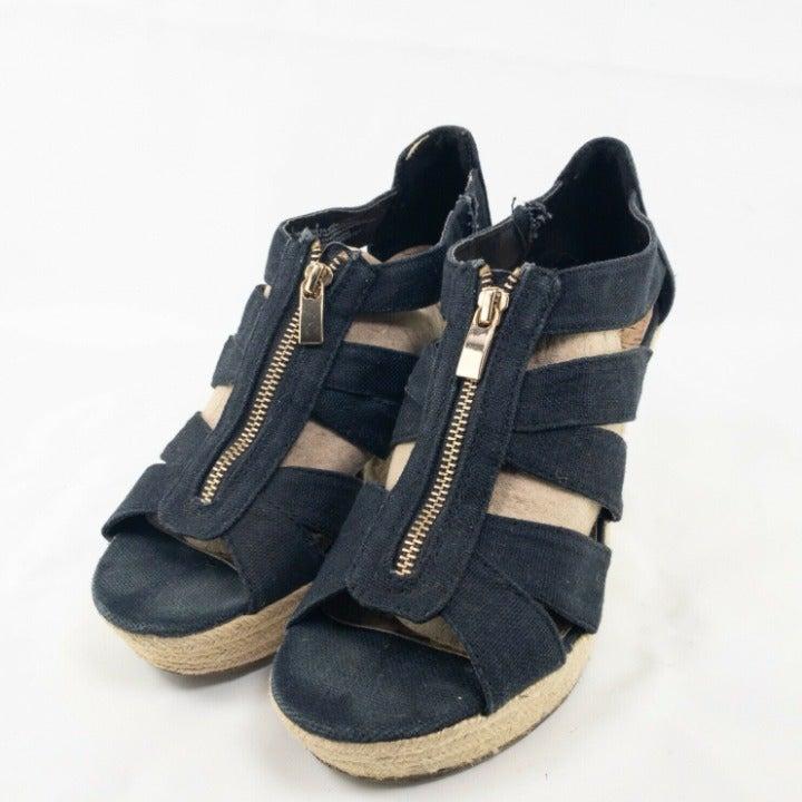Merona Womens Espadrille Sandal Sz US 7
