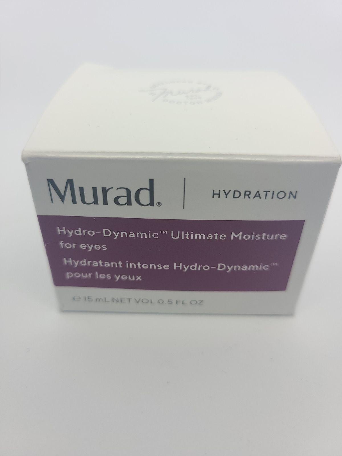 Murad Ultimate Moisture for eyes