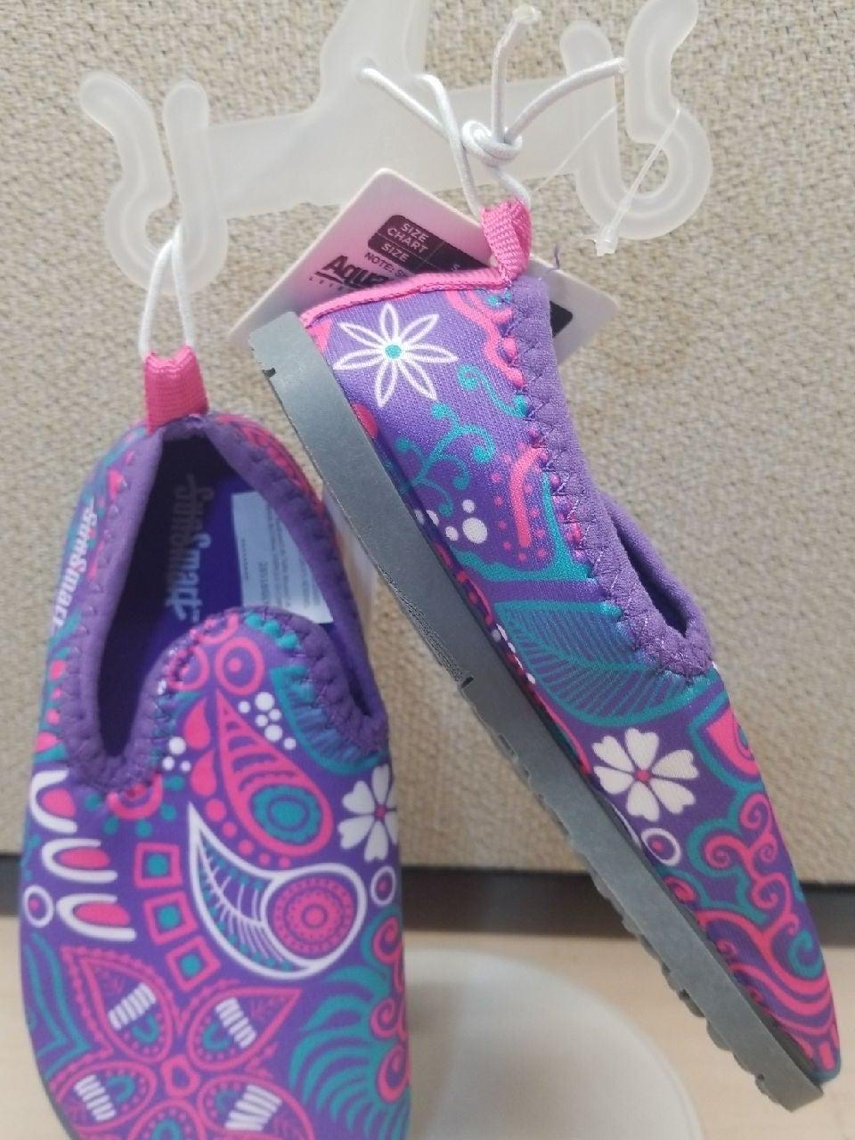 Sun Smart kids water shoes