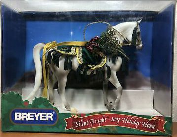 "Breyer 2003 ""Silent Knight"""