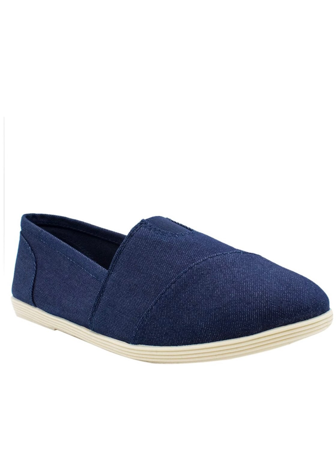 Women's Odell Flat with Cutouts size 7.5