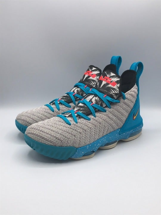 Nike Lebron James 16 GS South Beach 6.5Y