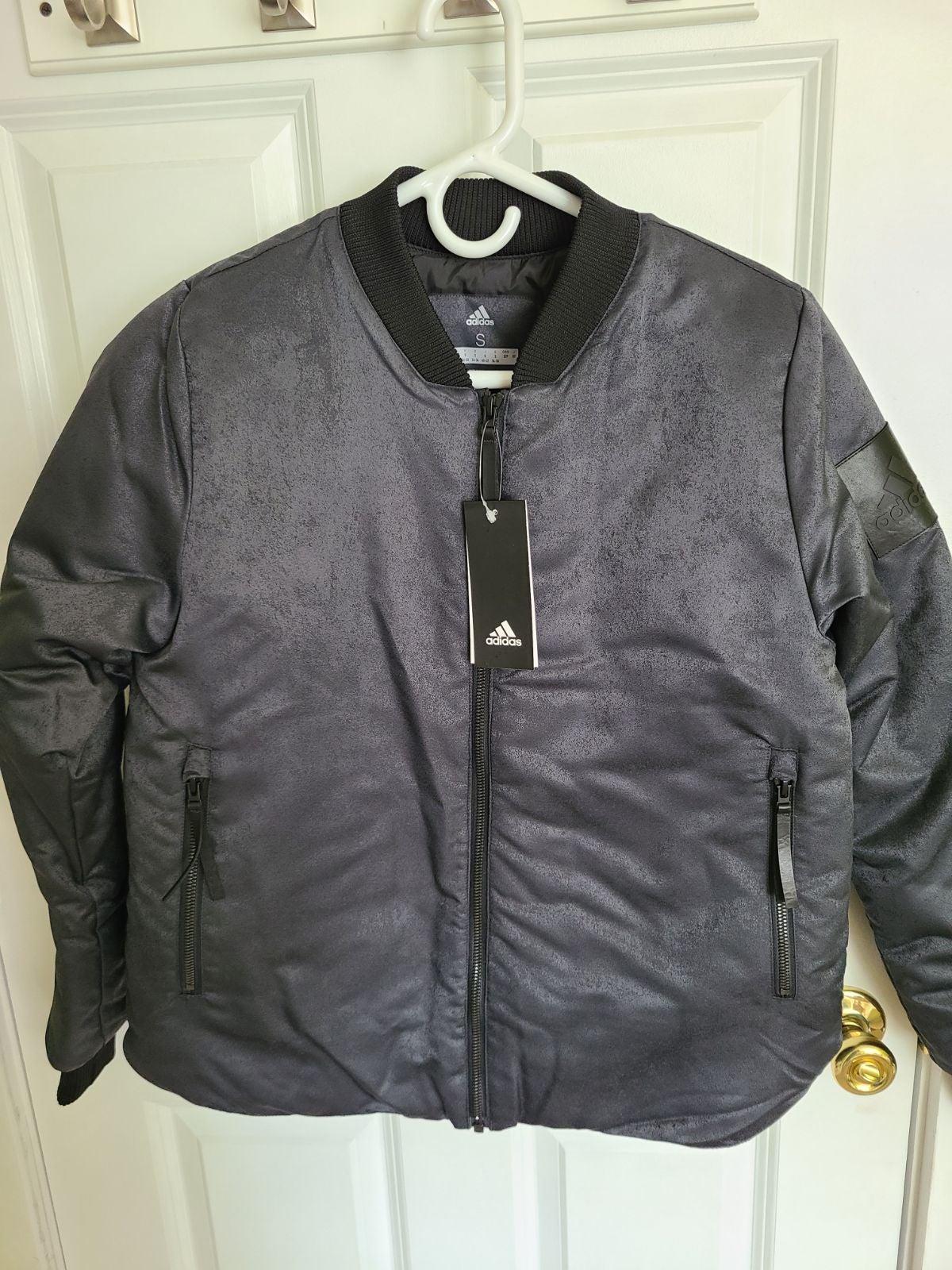 Adidas Women's Bomber Jacket
