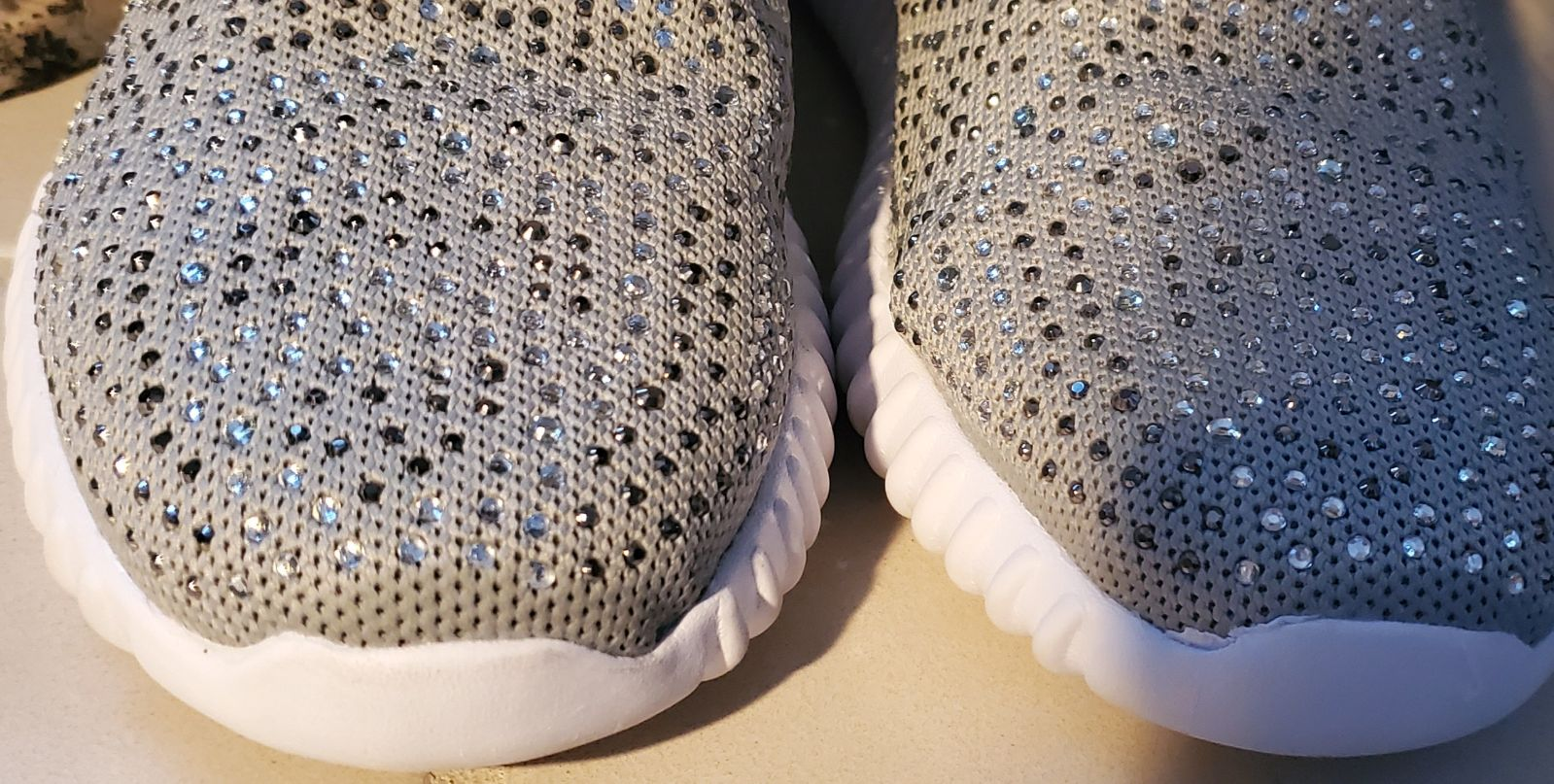 Sneakers Italina‼️crystals Vegas 10