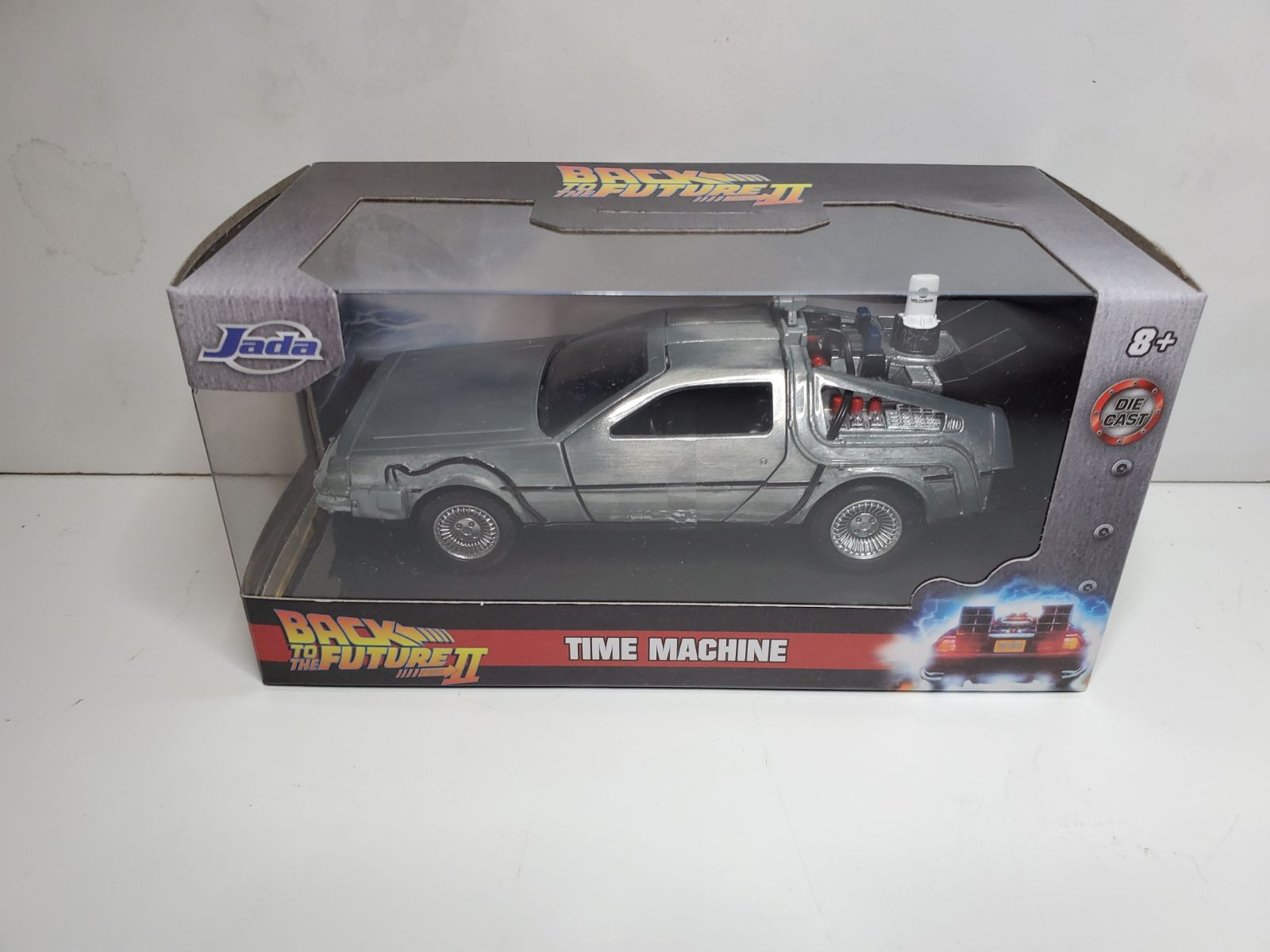 Back to the future 2 time machine car