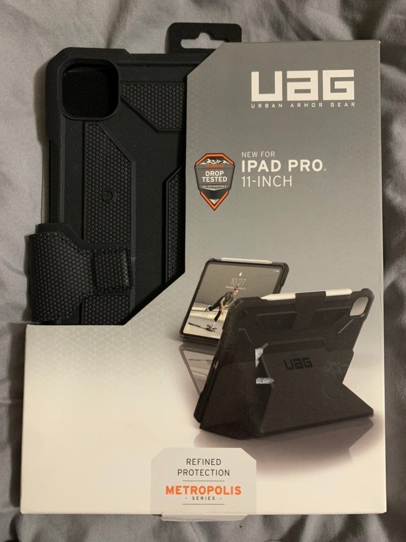 UAG - Metropolis Folio Case for Ipad