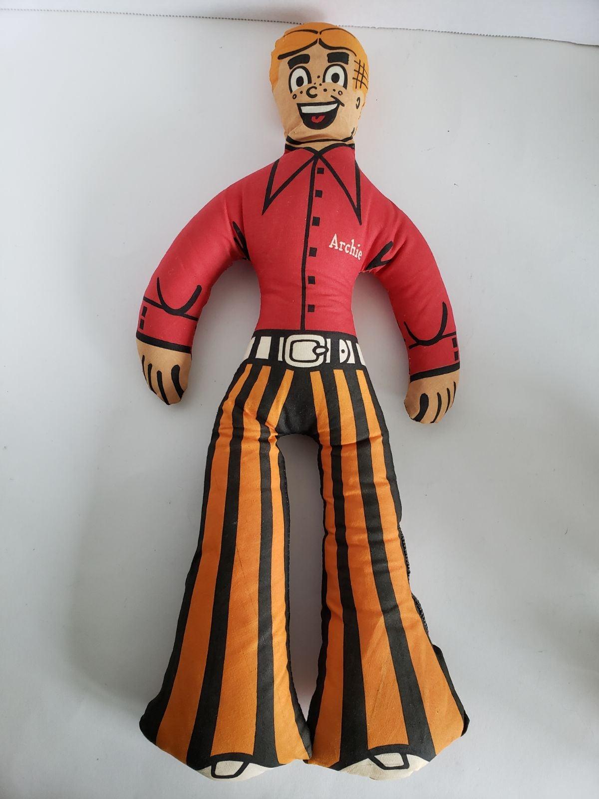 Archie Comics Doll