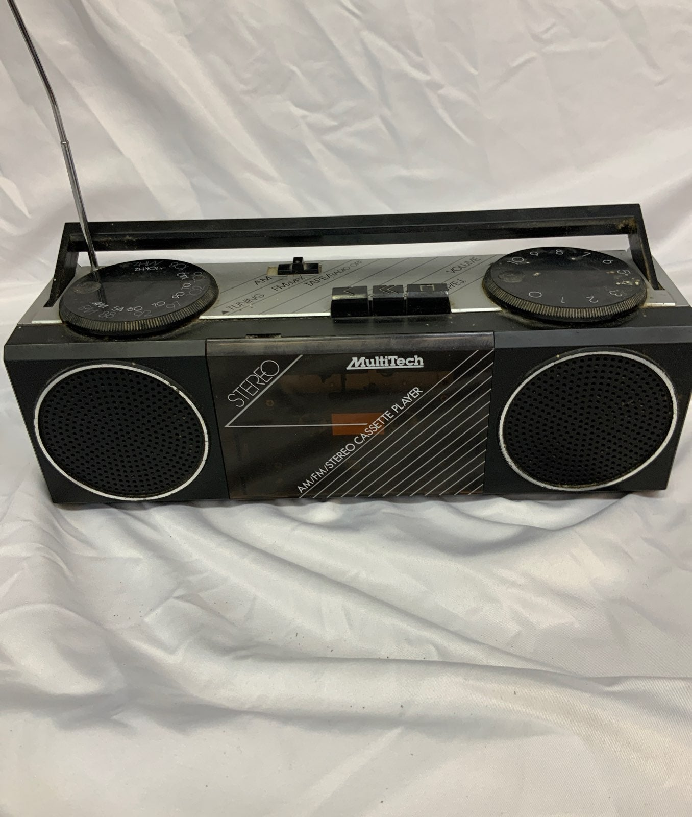 MultiTech Cassette Player P/R