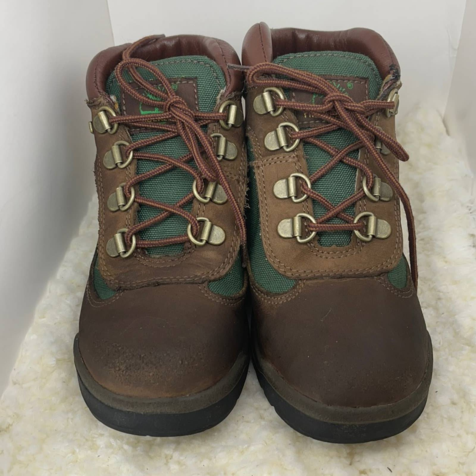 Kids Timberland Boots. Great Condition.