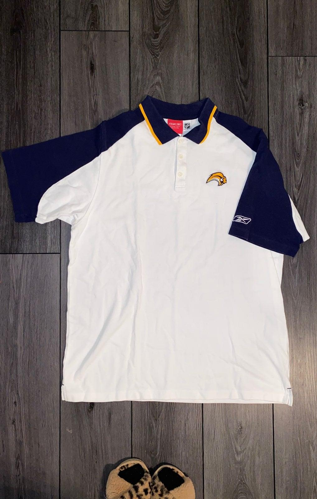 Buffalo Sabres Hockey Men's Polo Shirt