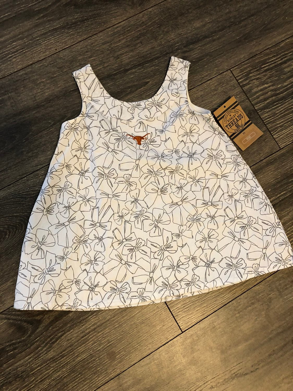 Texas longhorns dress