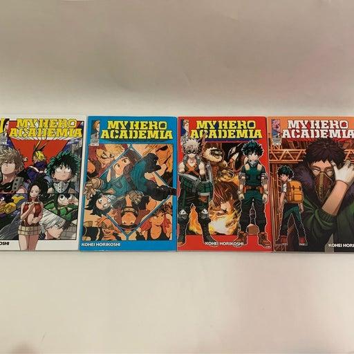 My Hero Academia Manga Set