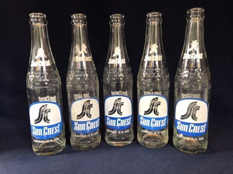 Sun Crest Glass Bottles-Atlanta Ga