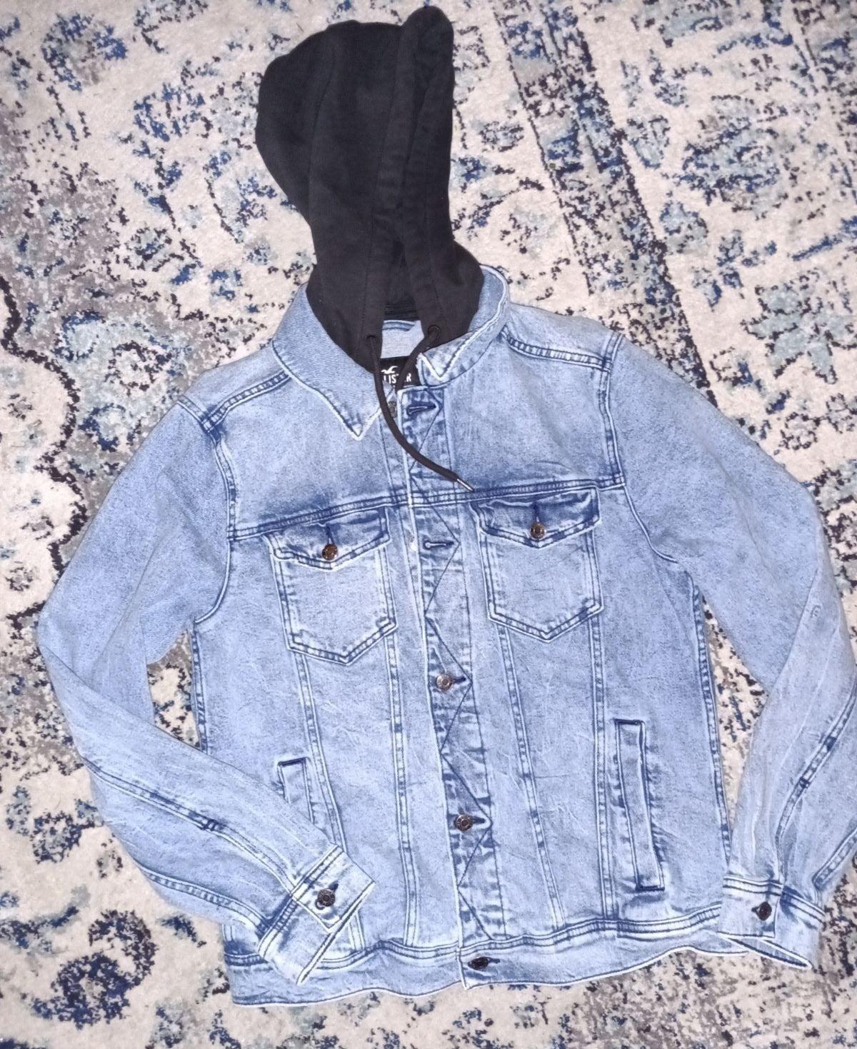 Hollister Jean hooded jacket