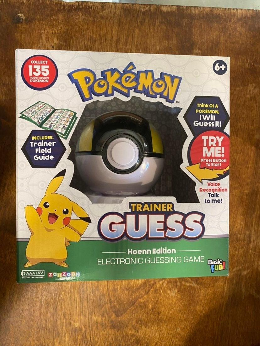 Zanzoon Pokemon Trainer Guess Hoenn Edit