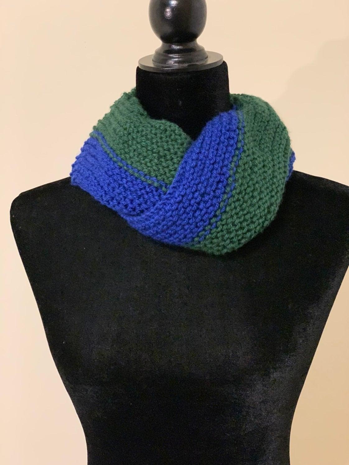 #1 - Knit, handmade, neck warmer/scarf