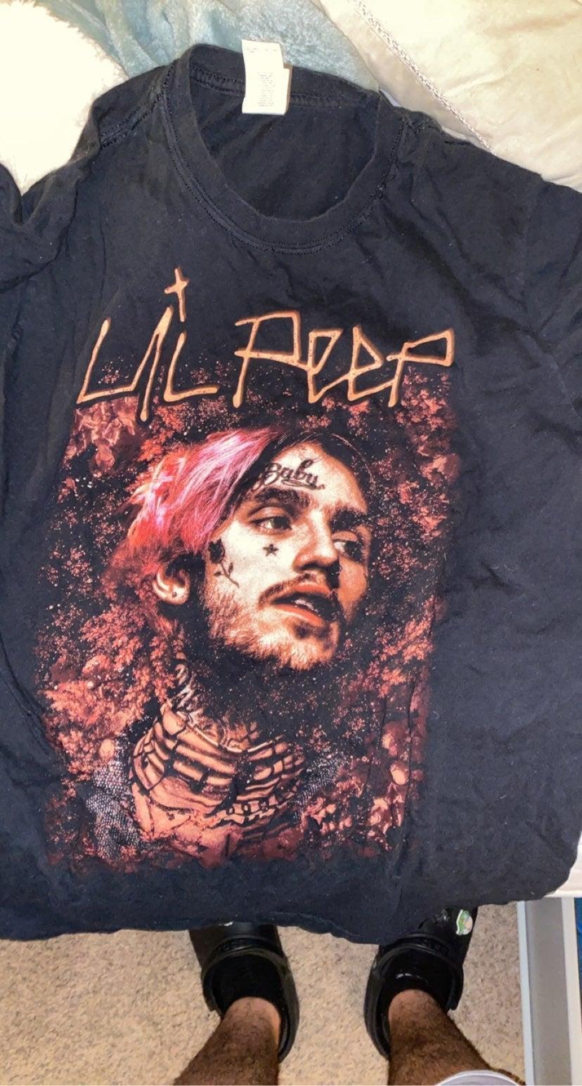 Lil peep shirt