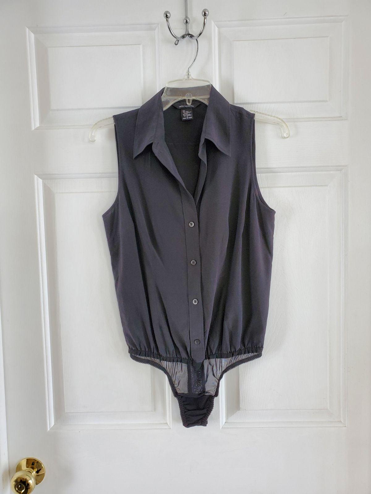 Moda International Body Suit