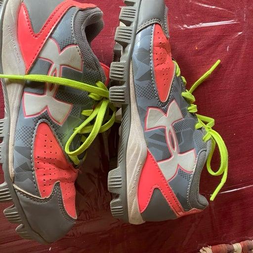 Softball shoes. 2Y