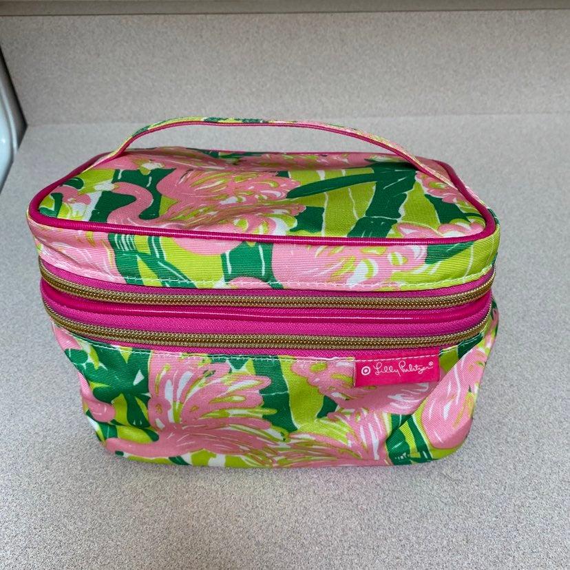 NWOT Lilly Pulitzer Makeup Bag
