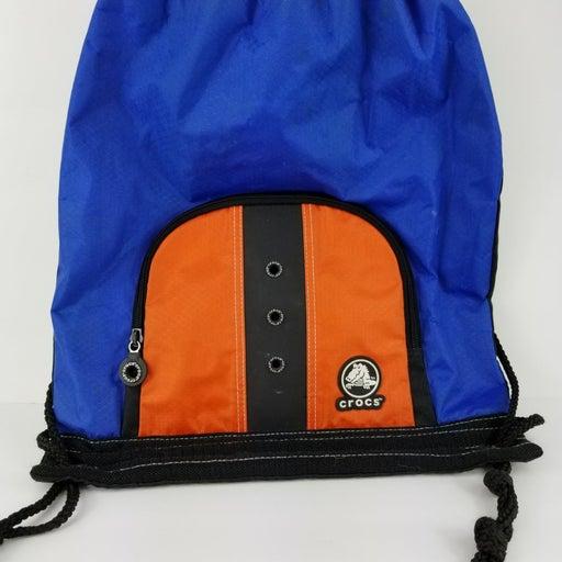 Crocs Drawstring Bag