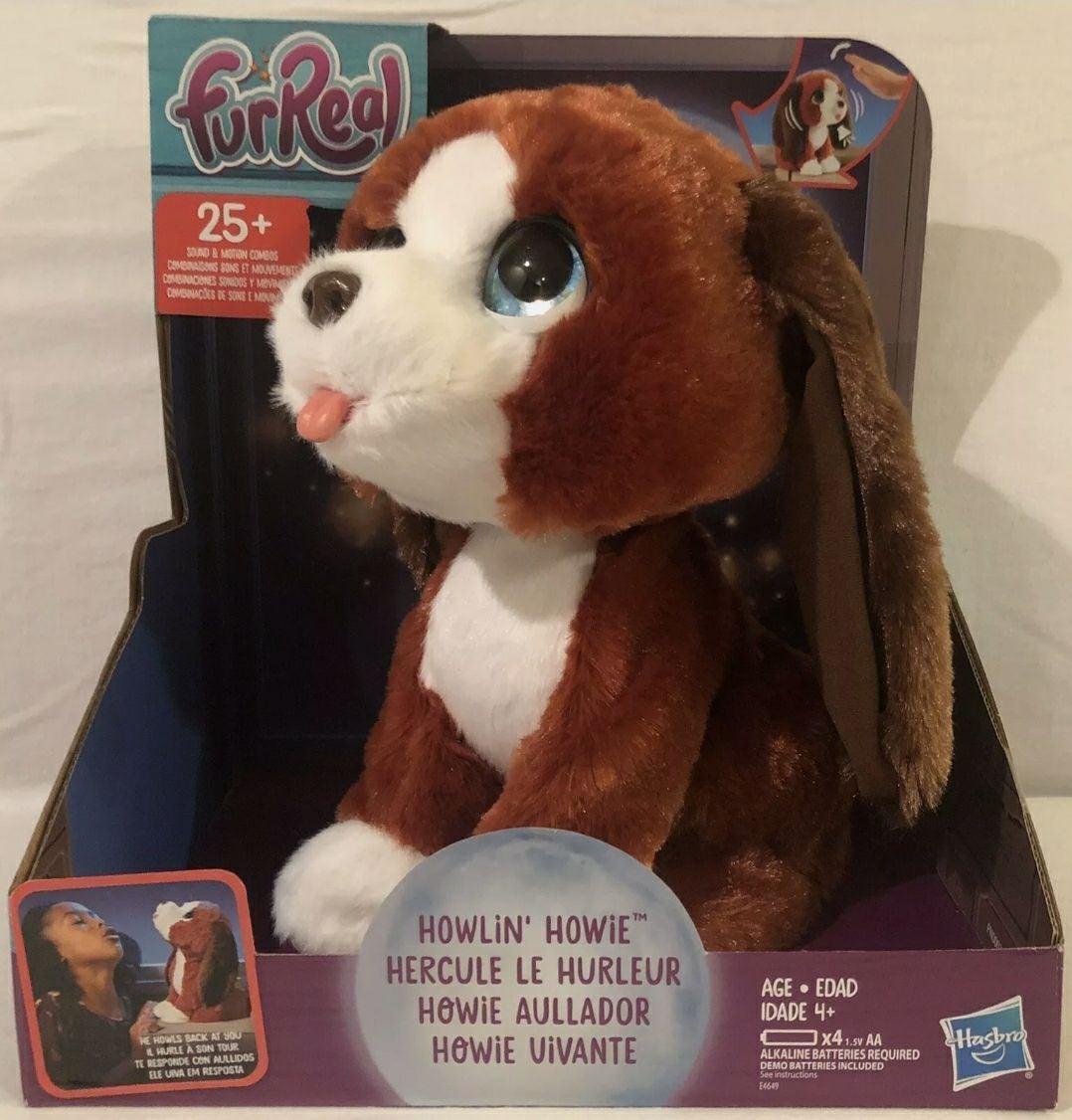 FurReal Howlin' Howie Interactive Pet